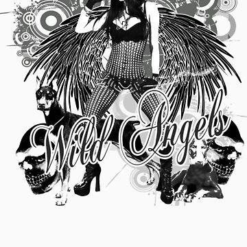 Wild Angel- Fishnet by divografix