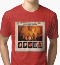 The Velvet Underground & Nico, Mono Back cover ORIGINAL Tri-blend T-Shirt
