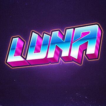 Luna by Aid3lis
