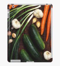 Healthy Vegetables iPad Case/Skin