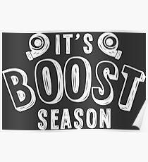 It's boost season - 2 Poster