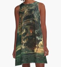 Howl's Moving Castle A-Line Dress
