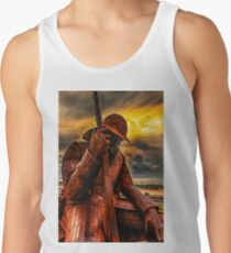 Seaham Tommy - Tired of War Tank Top