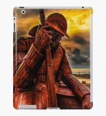 Seaham Tommy - Tired of War iPad Case/Skin
