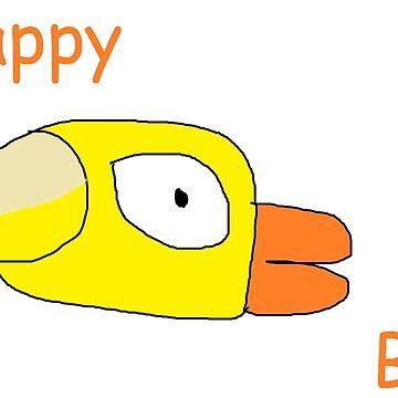 Flappy Birb by HanaDavis