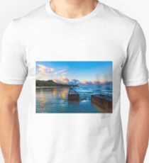 Waikiki Sunrise Unisex T-Shirt