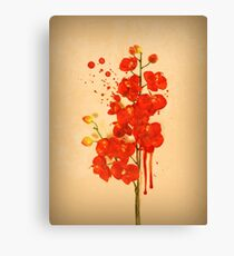 sanguine Canvas Print