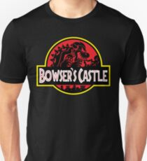 Bowser's Jurassic Castle T-Shirt