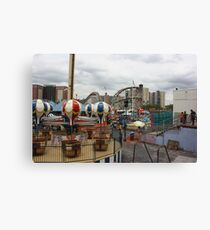 coney. Canvas Print