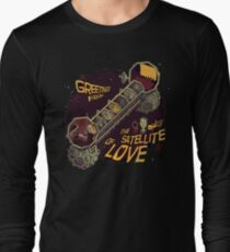 Mystery Science Theater 3000 (MST3K) Long Sleeve T-Shirt