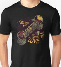 Mystery Science Theater 3000 (MST3K) Slim Fit T-Shirt