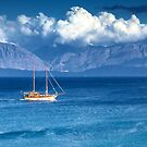 Sailing in Mirabello Bay by Kasia-D