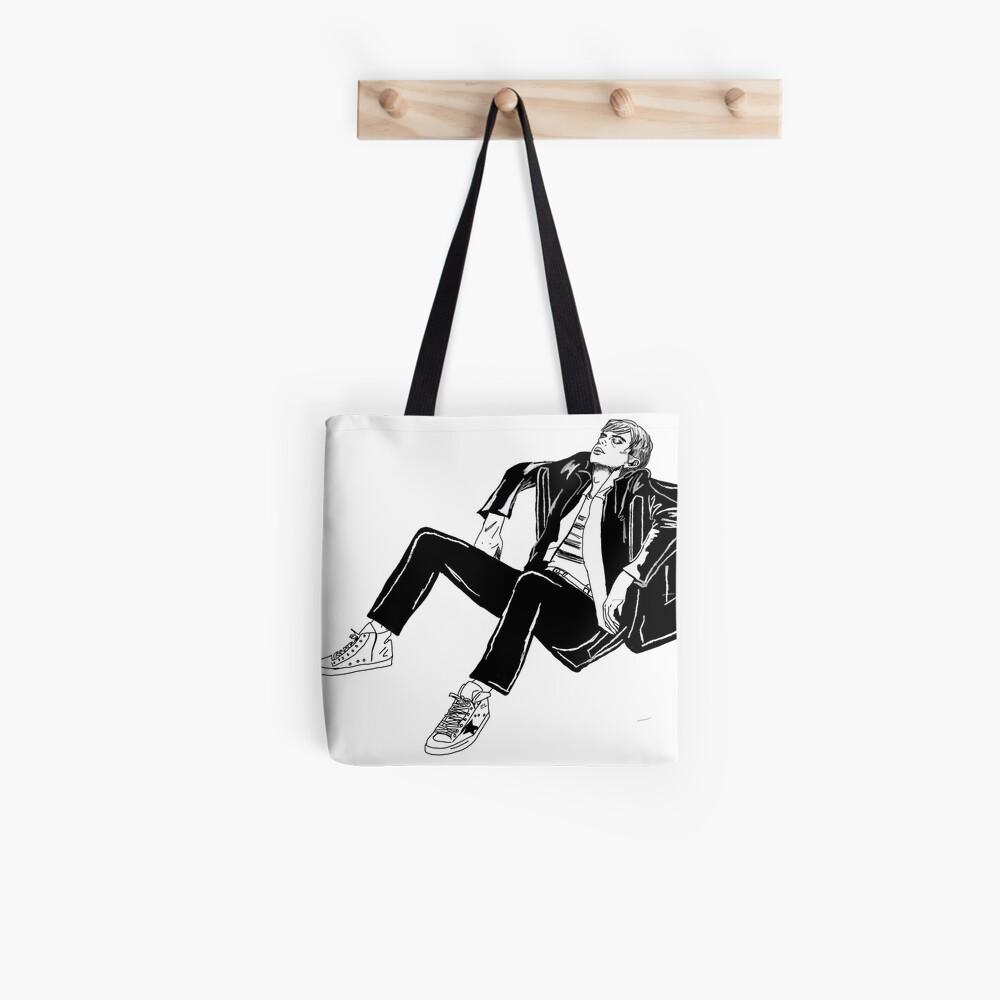 Däne Dehaan Tote Bag