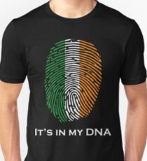 I'm Irish, It's in my DNA! Unisex T-Shirt