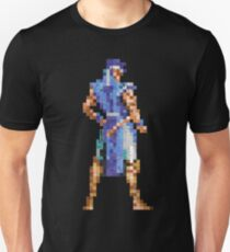 Richter Belmont Vintage Pixels SOTN T-Shirt