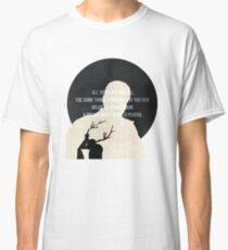 Camiseta clásica Un sueño sobre ser una persona