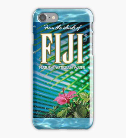 FIJI WATER // PHONE CASE iPhone Case/Skin