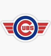 Cubs Emblem Sticker