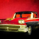 1958 Ford Ranchero 1st Generation by ChasSinklier