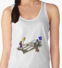 Crosswalk Women's Tank Top