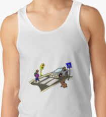 Crosswalk Tank Top