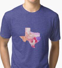 Texas Tri-blend T-Shirt