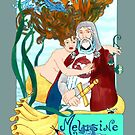 Melusine by redqueenself
