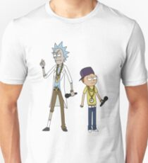 Rick and Morty - Rappers T-Shirt