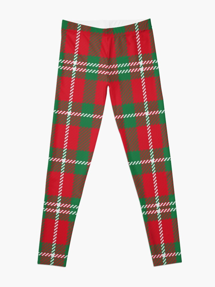 7efc4c7289a4d Red and Green Holiday Christmas Tartan Plaid