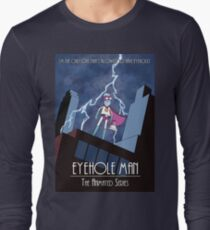Eyehole Man - The Animated Series (parody) T-Shirt