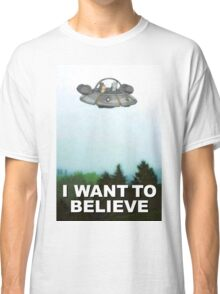 Rick is Out There Classic T-Shirt