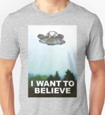 Rick is Out There Unisex T-Shirt