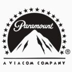 Paramount Pictures - Black by adamauge