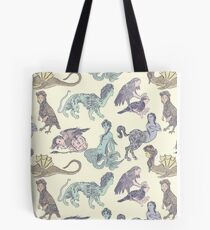 Therianthropy Tote Bag