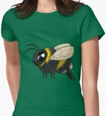 Bumble Bee Women's Fitted T-Shirt