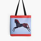 Painted Pony Tote by Shulie1