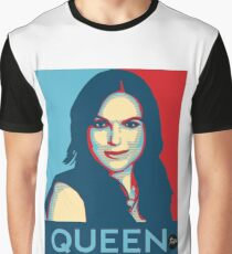 THE QUEEN Graphic T-Shirt