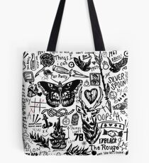 Larry Stylinson Tattoos Tote Bag