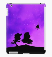 Gravity Falls - Purple iPad Case/Skin