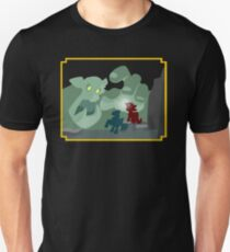 Ogres and Oubliettes - NO text T-Shirt