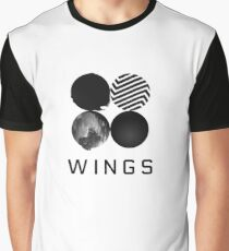 BTS - Wings Graphic T-Shirt