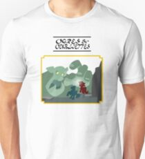 Ogres and Oubliettes - black text T-Shirt