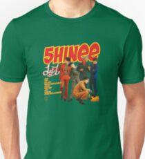 SHINee - 1of1 - Tracklist Unisex T-Shirt