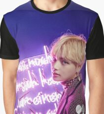 BTS- V - Wings Graphic T-Shirt