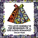 to love oneself ... by Virginia Fitzgerald