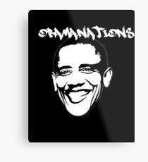 Obamanations Shirt Metal Print