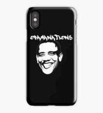 Obamanations Shirt iPhone Case/Skin