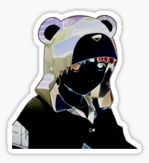 moOD (Serial Experiments Lain) Sticker