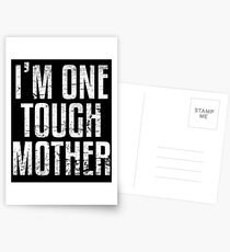 I'm One Tough Mother Postcards