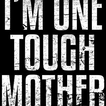 Ich bin eine starke Mutter von kjanedesigns